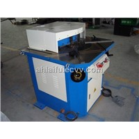 double position hydraulic angle cutting machine