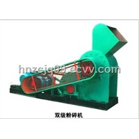 double-stage hammer crusher