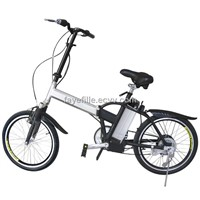 Electric Folding Bike L8