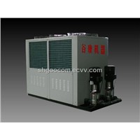 HVAC frequency chiller