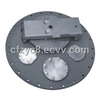 manhole cover/foot valve/bottom valve/emergency valve