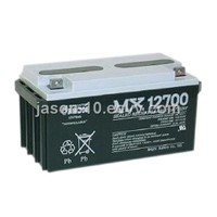 middle-capacity AGM battery