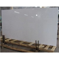 no pore white crystallized glass panel, marmoglass, marble
