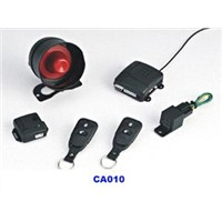 one way car alarm system CA010