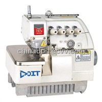 overlock sewing machine DT747