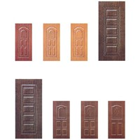 PVC Laminated Steel Door