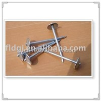 Umbrella Head Roofing Nails with Good Quality