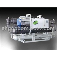 HVAC Water Cooled Screw Chiller