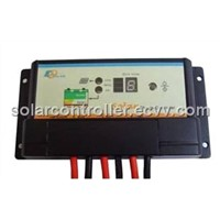 waterproof solar light controller,12V/24V auto work, 10A