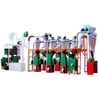 wheat flour processing line,maize milling equipement,corn milling equipment