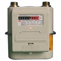 Wireless Remotely Reading Gas Meter