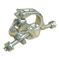 Drop Forged Double Coupler Angle Coupler British Style