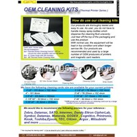 Thermal Printer Cleaning Card (4