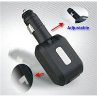 Multi-functional Vehicle Power Charger With Usb And Plug From China Manufacturer, Exporter, Supplier