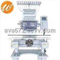 One Head Embroidery Machine