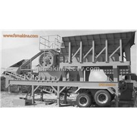 FS Makina Mobile Crusher Plant