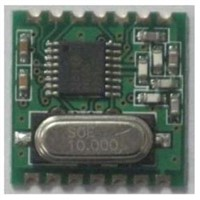Universal ISM Band FSK Transceiver Module (RF)