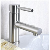 Stainless Steel Lavatory Faucet