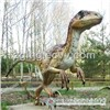 Amusement Park Equipment of Dinosaur Deinonychus