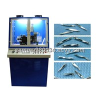 silver chain making machine
