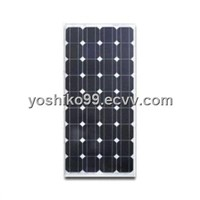 High Efficient 130wp Solar Panel