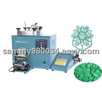 Digital vacuum compressure wax injection machine
