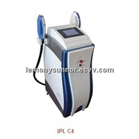 vertical IPL ( intense pulsed light ) hair removal beauty equipment---IPL C4