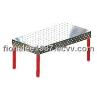 3D Cast Modular Welding Table, Welding tabled, Modular  fixture