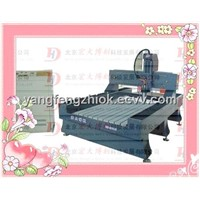 Heavy stone cnc router