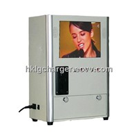 Wall Mounted Cell Phone Charging Kiosk