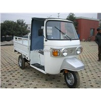 bajaj motorcycle tricycle cargo