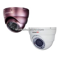 20M Metal Shell Dome Camera/CCTV camera--Haoyun series