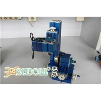 Metal Drilling Machine with Dividing Attachment