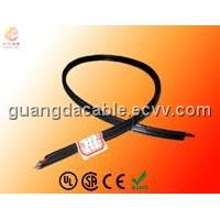 Coax Cable RG59 with Power