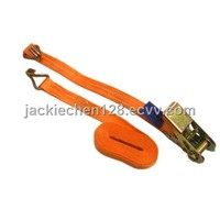 ratchet tie down,cargo lashing,ratchet strap,transporter strap