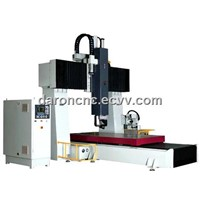 5-Axis Woodworking Machine