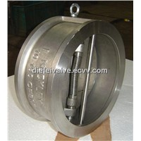 SS Wafer Check Valve