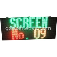 LED Digital Time Clock Display