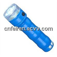 Dry Battery LED Flashlight