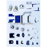 Metal Parts for Embroidery Machines