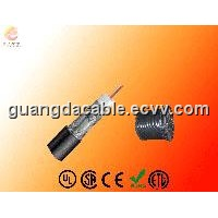 RG6 CATV Cable BLK