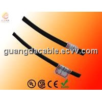 RG59 CATV Cable BLK - Tri Shield