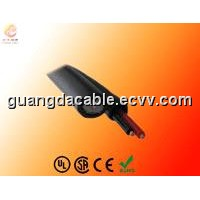UL Listed RG6 Coaxial Cable for CATV