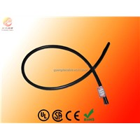 Coaxial Cable with Messenger (RG6)