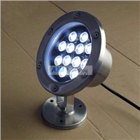 12*1w led underwater light