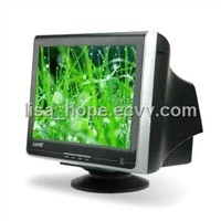 17-inch CRT PC Monitor with Low Power Consumption and 0.25mm Pixel Pitch