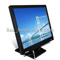 17 Inch TFT Touch Screen Monitor, with 1,280x1,024/75hz Maximum Resolution