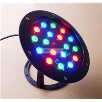 18*1w led underwater light
