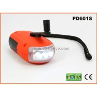 2010 NEW 3LED novelty flashlight