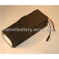 24V 15AH LiFePO4 Battery with Charger